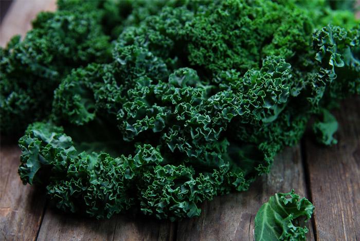 Kel – zelenina krásy a zdravia