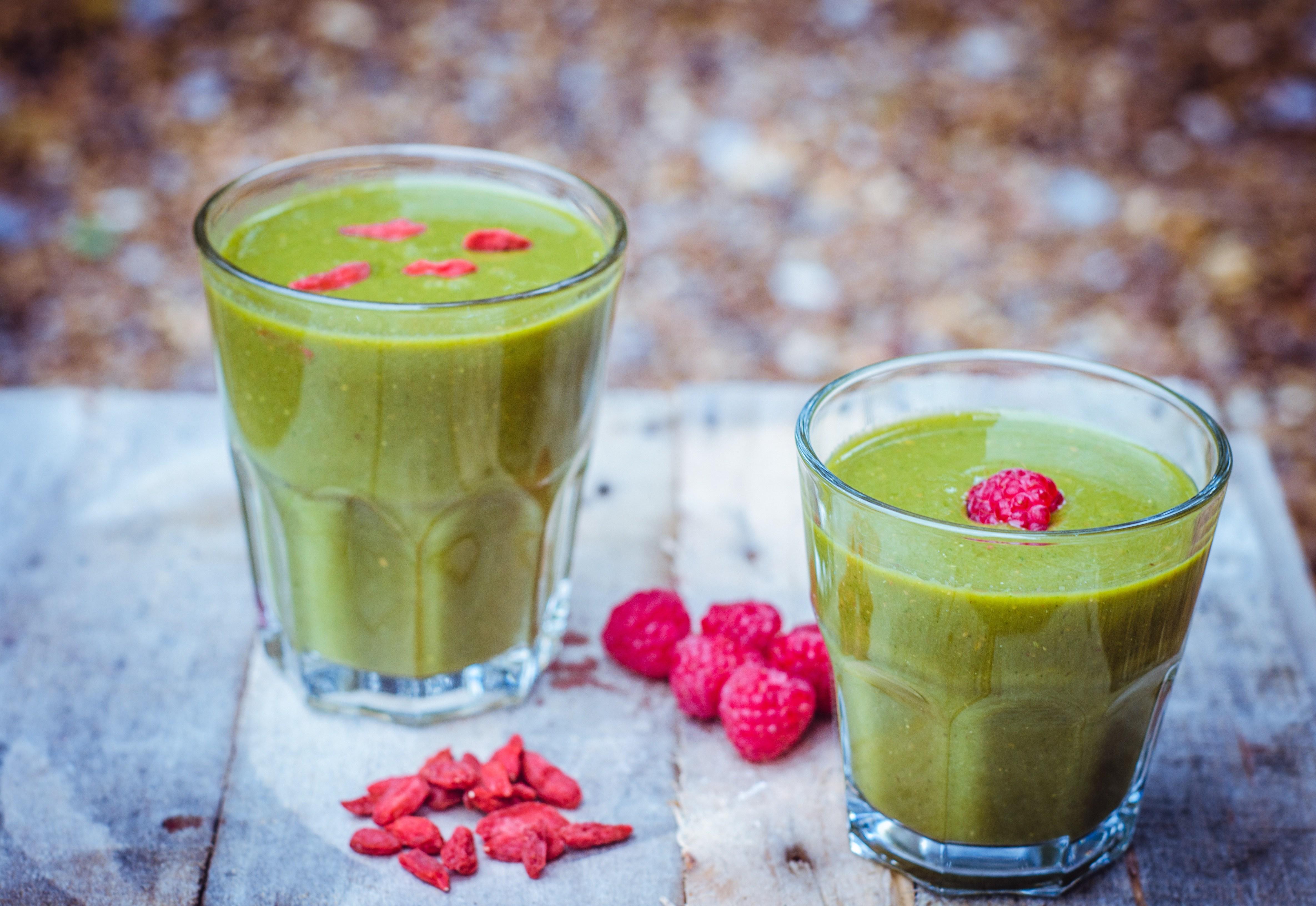 Malinový pohár zdravia – Raspberry health's cup